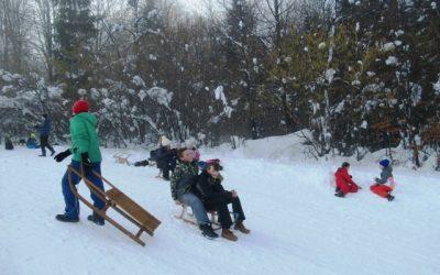 Zimski športni dan za 6. in 7. razrede